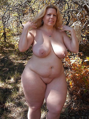 free pics of fat mature nude