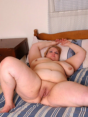 nasty fat full-grown women naked