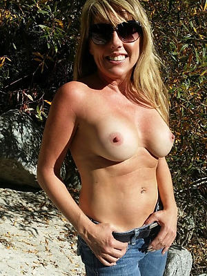 gorgeous mature tight jeans nude pics