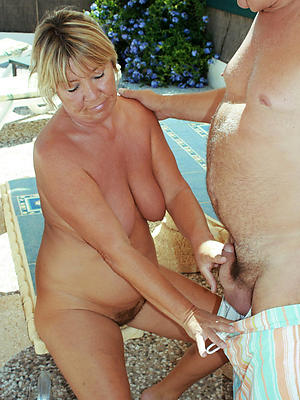 mature nudist couple unveil