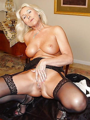 xxx grown-up women in nylons
