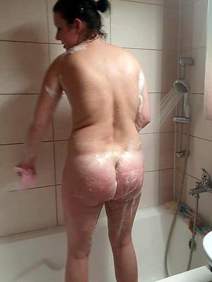 beautiful busty mature shower nude photos