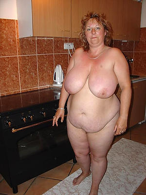 incomparable matured starkers bbw photo