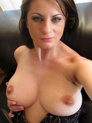 real naked mature homemade selfie