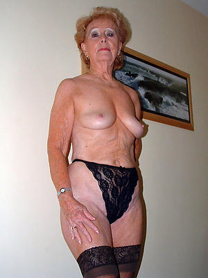 fantastic older mature grannies nude pics
