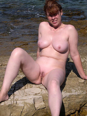 beautiful mature women on beach porn pics