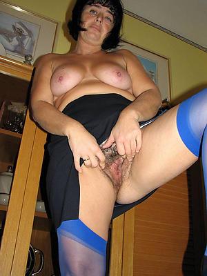porn pics be incumbent on hairy mature interior