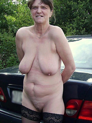 mature battalion with fat saggy tits