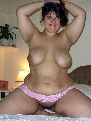 fat mature woman stripped
