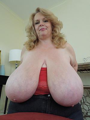 mature sluts with big Bristols pics
