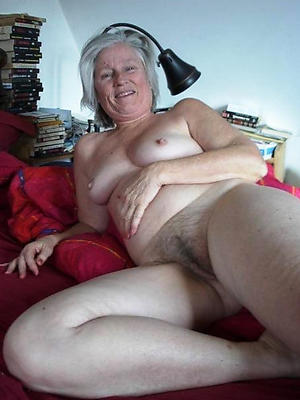 gorgeous granny old mature nude pictures