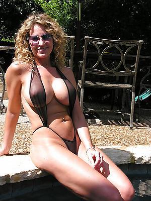 Bohemian pics of amateur mature bikini