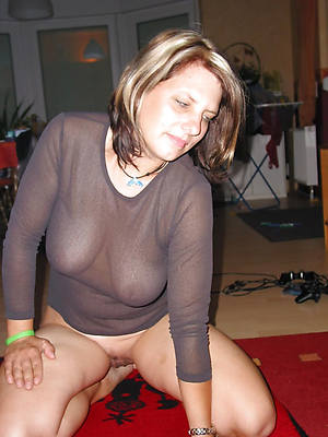 crazy naked mature private homemade