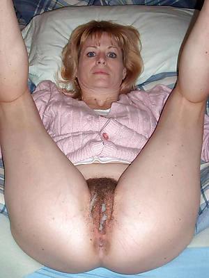 crazy mature granny creampie