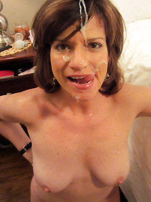spectacular amateur full-grown facial homemade porn