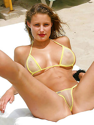 porn pics of mature women bikinis