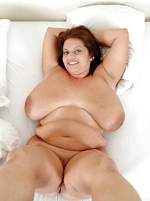 crazy fat grown-up woman nude pics