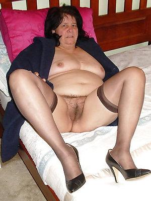 gorgeous mature women in high heels