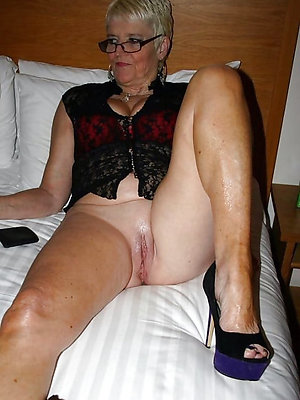 porn pics of of age women in high heels