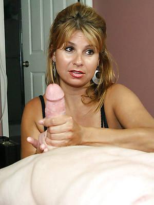 porn pics of grown up wife handjob
