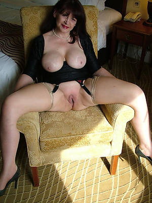 undress mature puffy knockers stripped