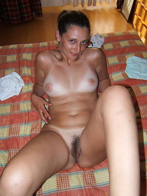 naught hairy mature solo homemade porn