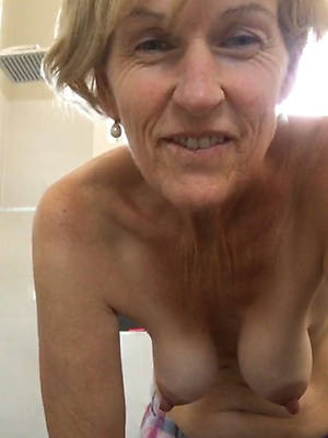 free pics be beneficial to homemade selfie mature