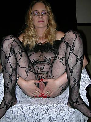crazy mature nylon fetish