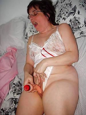 gorgeous of age masturbating porn photo