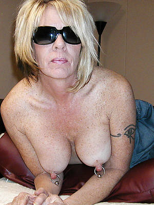 crazy mature women with large nipples