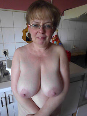 real mature big well done breasts homemade porn