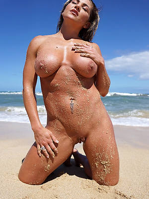 mature nude beach to one's liking hd porn