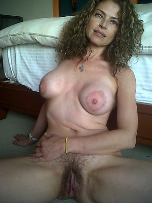 crazy hot naked mature column