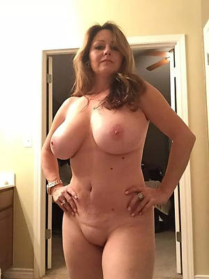 grown-up flat tits titties nude