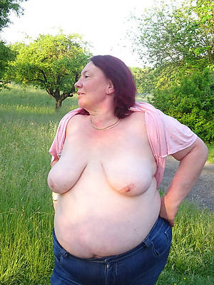 grown-up fat unclad women perfect body