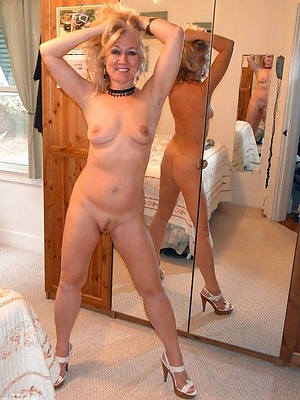 slutty hot mature women in stockings and heels