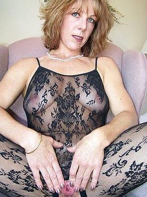 porn pics of sexy matures in nylon