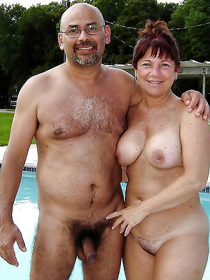 amature mature couple undisguised