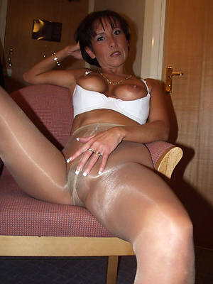 hot mature undershorts posing