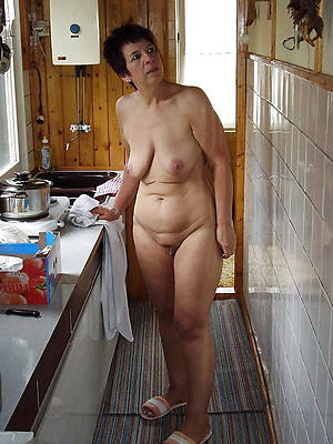 busty amatuer mature dwelling-place wife pics