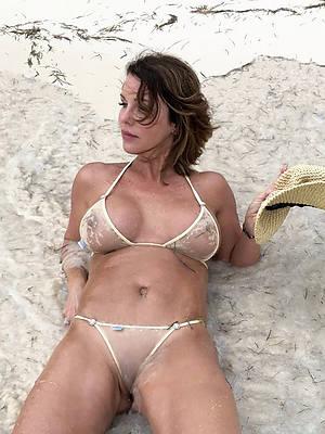 grown-up battalion in bikini titties nude
