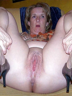 petite mature women in on one's high horse heels porn pics