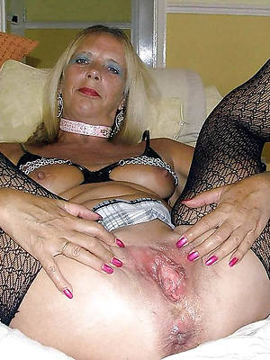 titillating beautiful blonde mature slut pictures