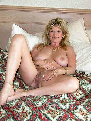 sexy 50 year old mature posing undisguised