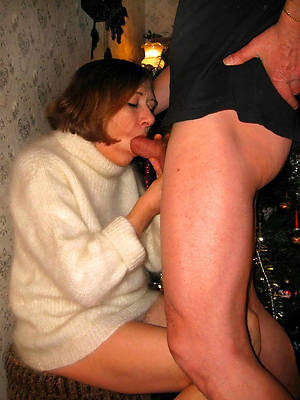 sexy mature wife blowjob perfect body