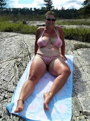 sincere matures in bikinis tits pics