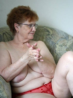 sexy hot of age granny pussy