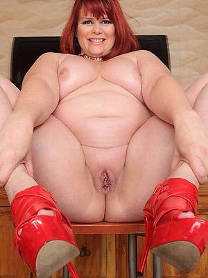 fat mature woman in the altogether porn pics
