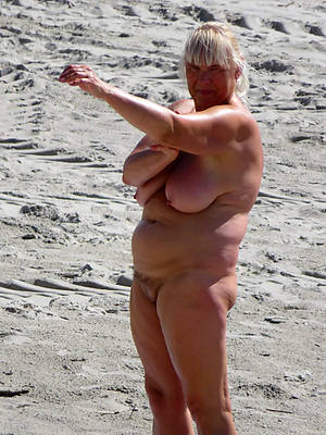 mature on beach nice tits