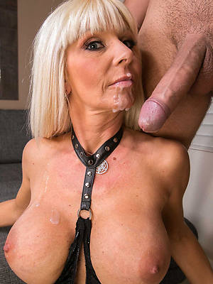 amateur mature facial mom porn